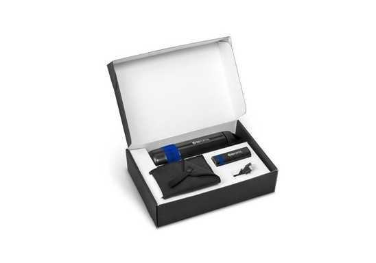Bandit Two Gift Set - Blue