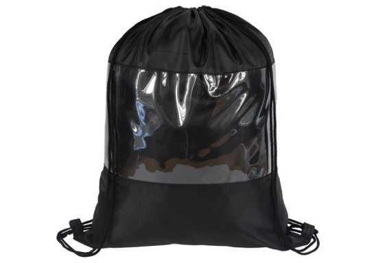 Target Drawstring Bag - Black