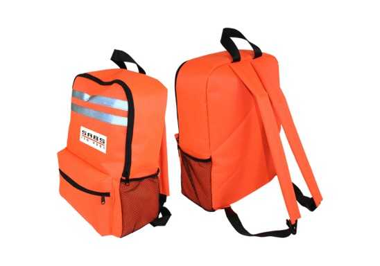Exposure Back Pack - Orange