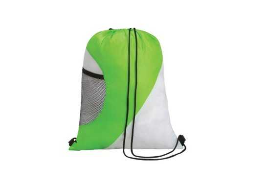 Two tone Drawstring - Lime