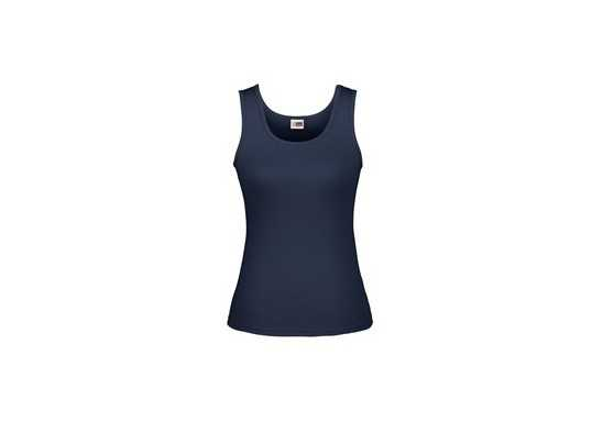 US Basic Ladies Columbia Tank Top - Navy