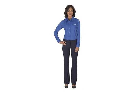 Elevate Ladies Long Sleeve Wilshire Shirt