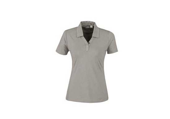 Cutter & Buck Ladies Legacy Golf Shirt - Grey