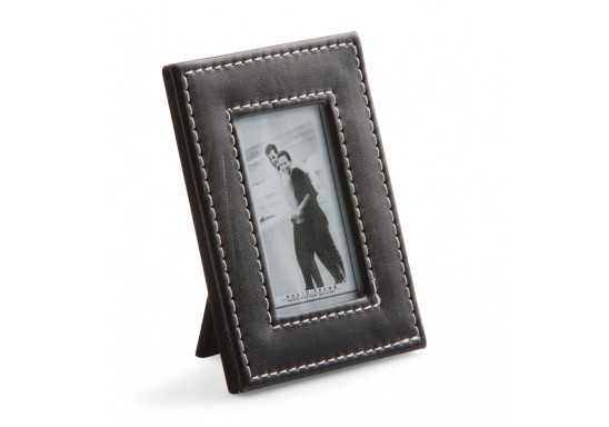 Small PU Photo frame - Black