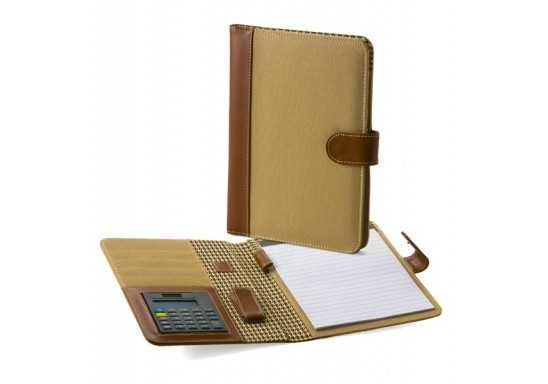 A4 Condor Folder with Calculator