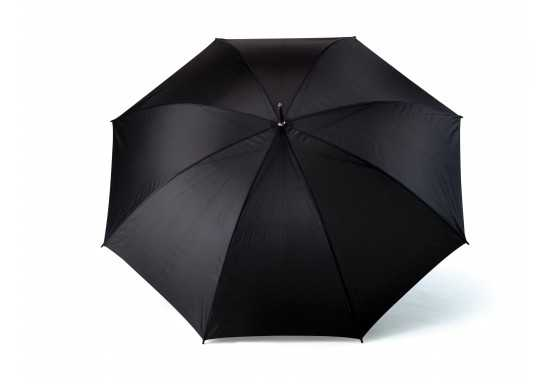 8 Panel Golf Umbrella - Black