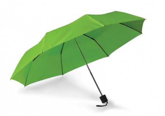 8 Panel Baton Umbrella - Lime