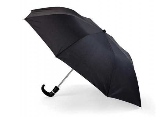 8 Panel Pop-Up Umbrella - Black
