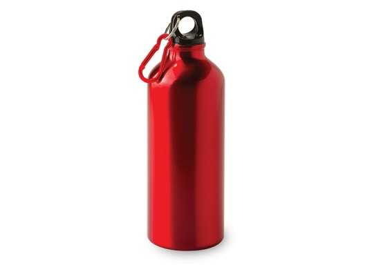 Fine Society Water Bottle - Red