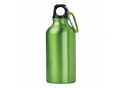 400 ML Aluminium Water Bottle With Carabiner Clip
