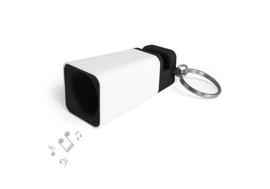 Funbox Amplifier Keyholder - White