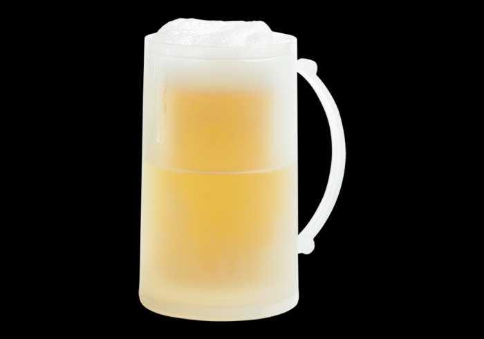 Freeze Gel Beer Mug