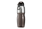 800ml Sports Water Bottle with Foldable Drinking Spout - Grey