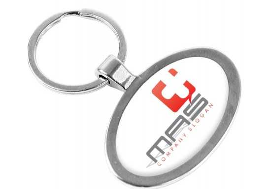 Panya Oval Key Holder