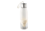 650ml Fruit Juicer Water Bottle - White