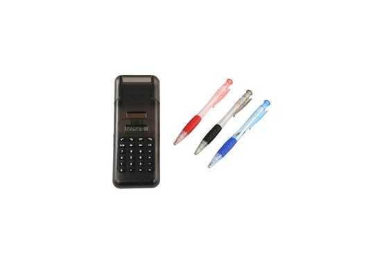 Calculator Pen Holder