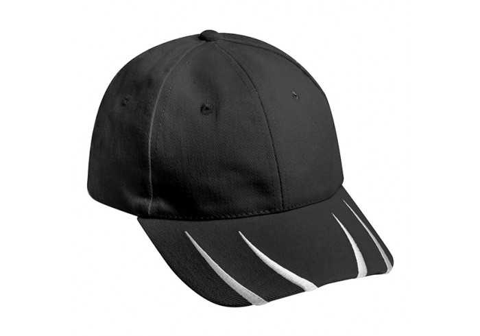 Slide Cap - Black