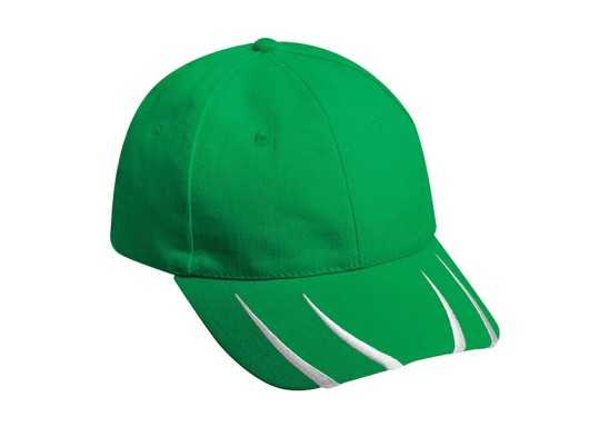 Slide Cap - Green