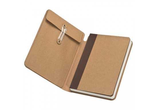 A5 Cardboard Notebook