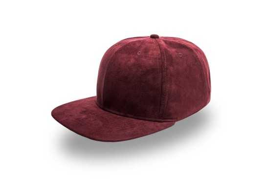 Laid Back Suede - Burgundy