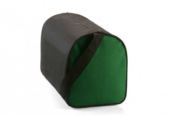 Bright Travel Tog Bag - Dark Green
