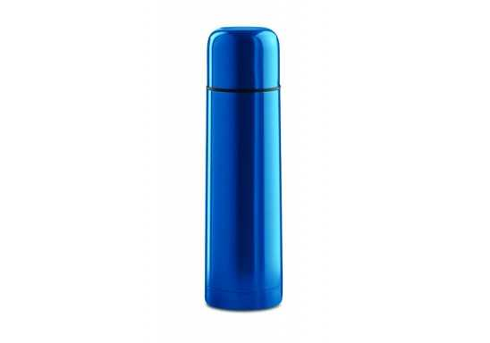 Double Wall Stainless Steel Flask - Royal Blue