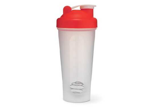 Protein Shaker - Red