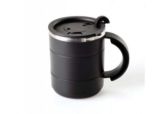 The Smarty Mug - Black