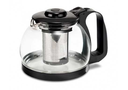 Manor Glass Infusion Tea Pot