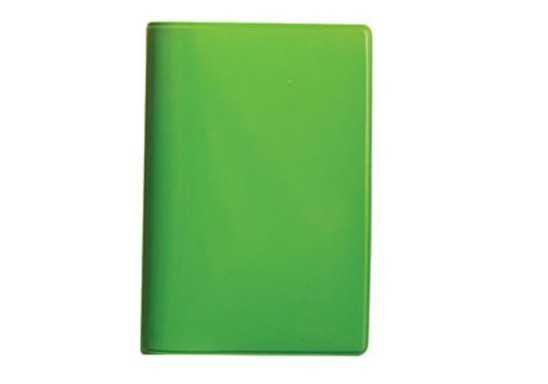 Budget Credit Card Holder - Lime