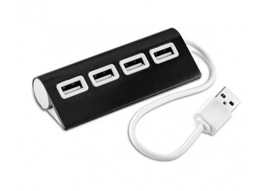 Alumni USB Hub - Black