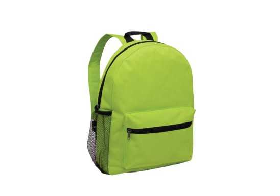 Junior Backpack - Lime