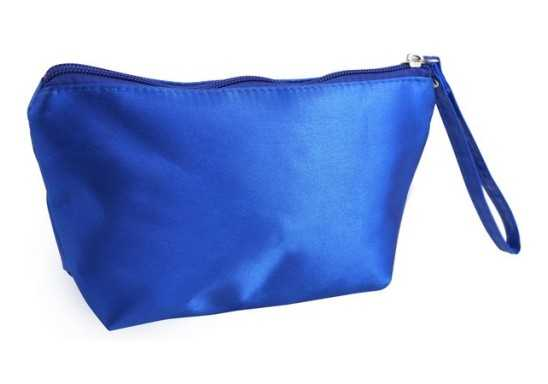 Midi Cosmetic Bag - Blue