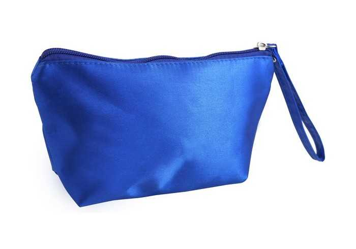 Midi Cosmetic Bag - Blue
