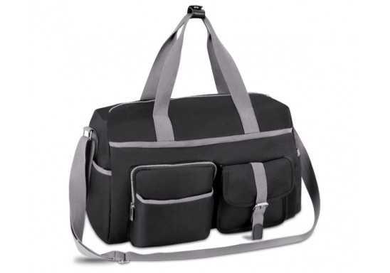Langham Tog Bag - Black