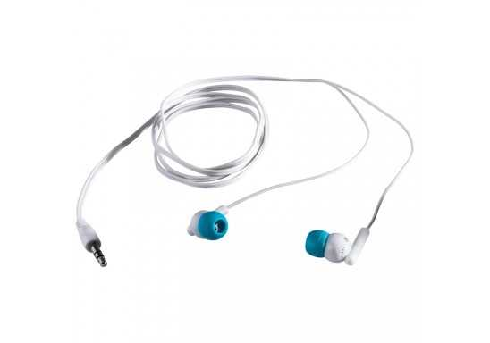 Plastic Earphone Set With Additional Earphone Covers