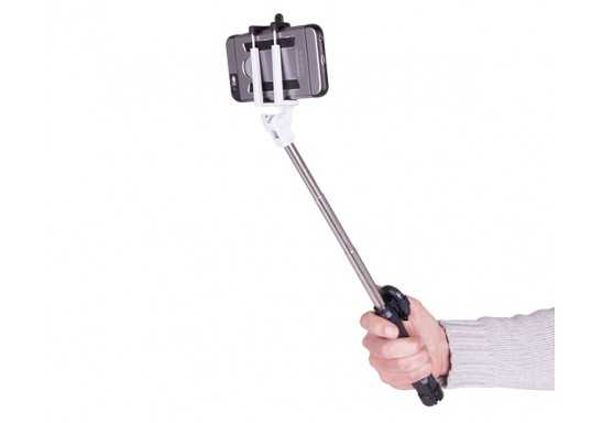 Tripod Stabiliser Stick With bluetooth Remote