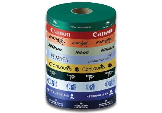 Spectrum Full Colour Single Sided Ribbon