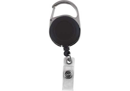 Executive Retractor Reel - Black