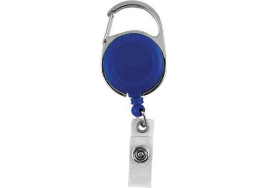 Executive Retractor Reel - Blue