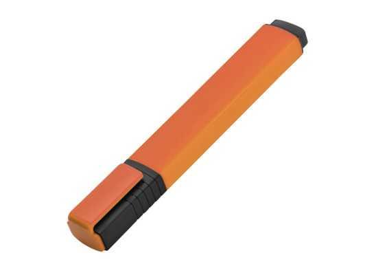 Plastic Highlighter - Orange