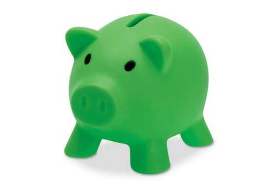 Piggy Bank - Green