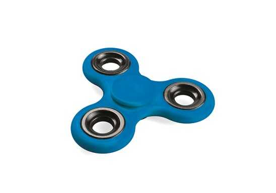 Fidget Finger Spinner - Blue