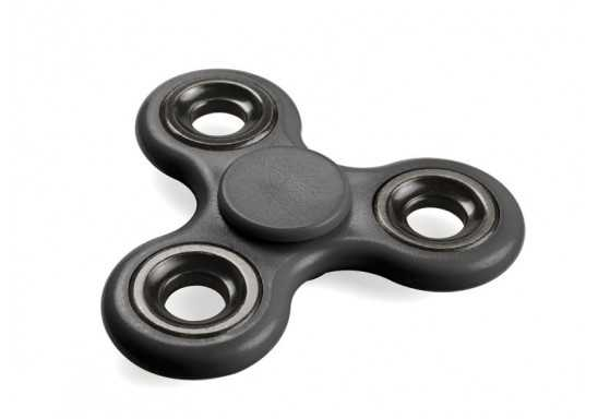 Fidget Finger Spinner - Black