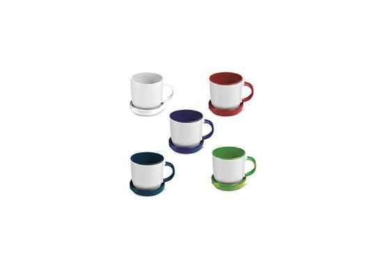 Enjoy Sub Mug & Coaster