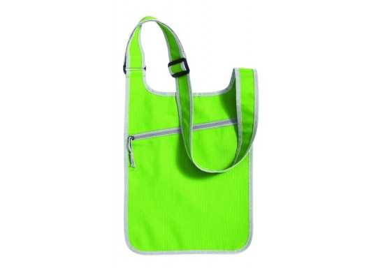 Messenger Shoulder Bag - Lime
