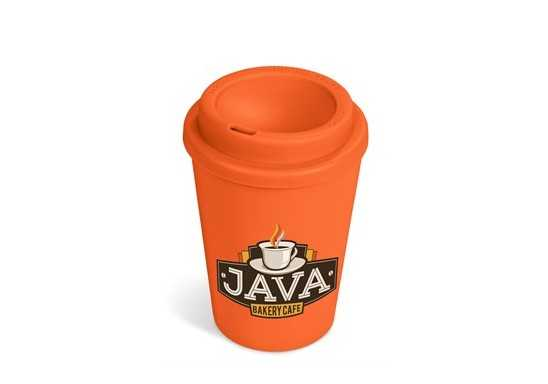 Americana Double-Wall Tumbler - Orange