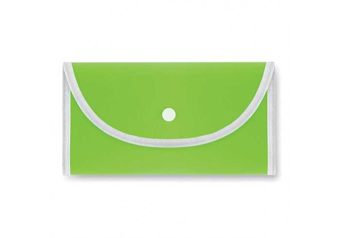 Fold Up Shopper - Lime