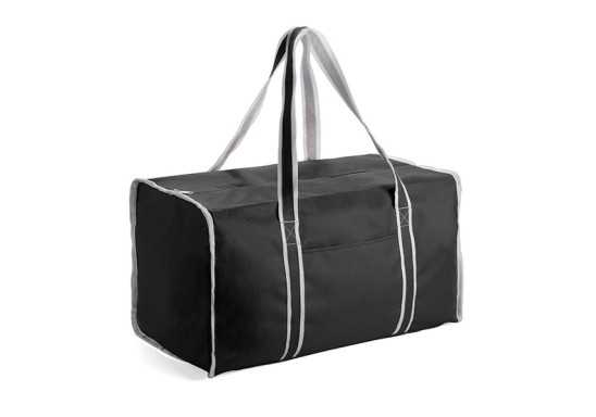 Fitness Tog Bag - Black