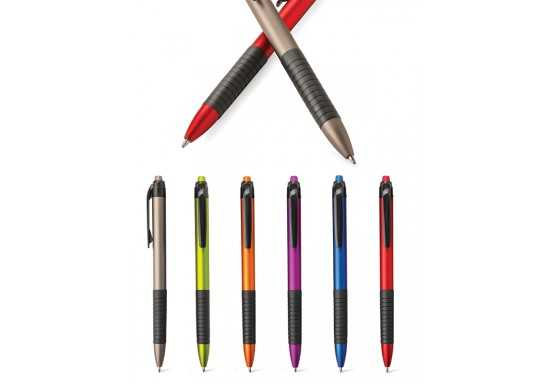 Metalic Finish Click Pen